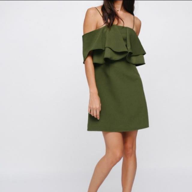 Bnwt love Bonita dress