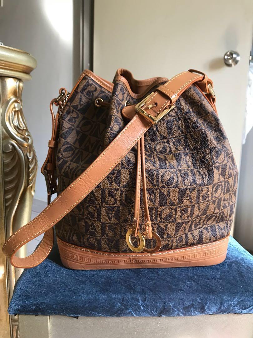 Bonia Bucket Handbag