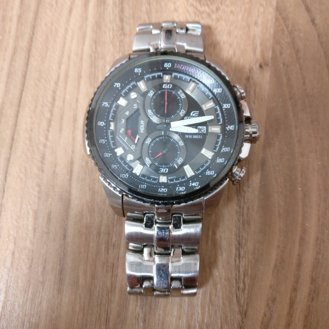 f9d30e556 Casio Edifice EF-558 Chronograph Watch, Men's Fashion, Watches on Carousell
