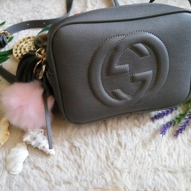 Sale!!! Class A Gucci Soho disco sling