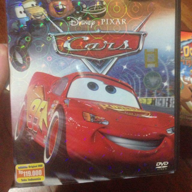 Dvd Original Cars Disney
