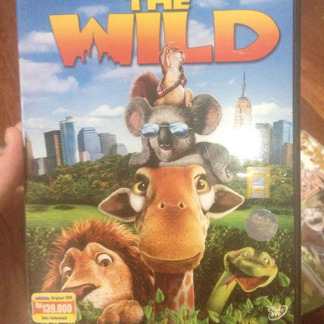Dvd Original The Wild