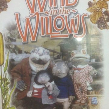 Dvd Original The Wind In The Willows