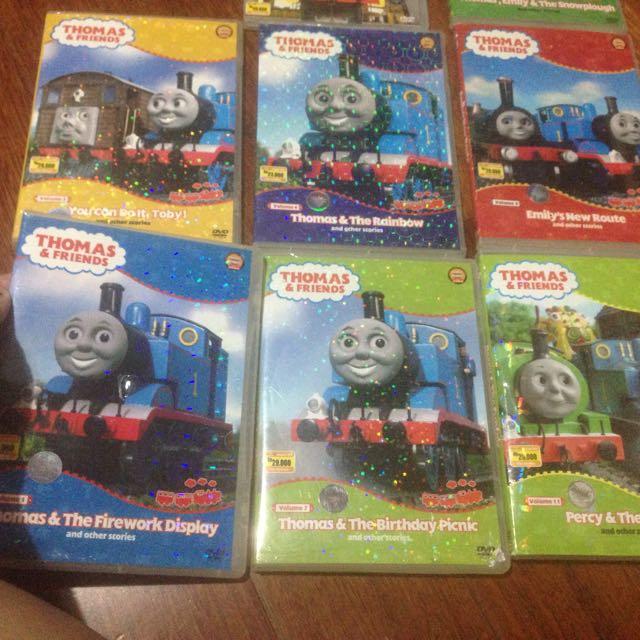 Dvd Original Thomas & Friends