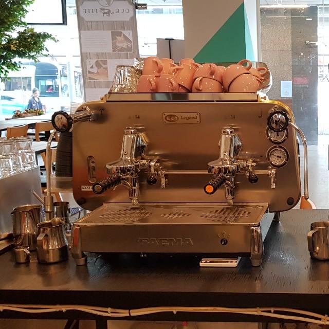 Espresso Machine Faema Legend E61 - 2 group