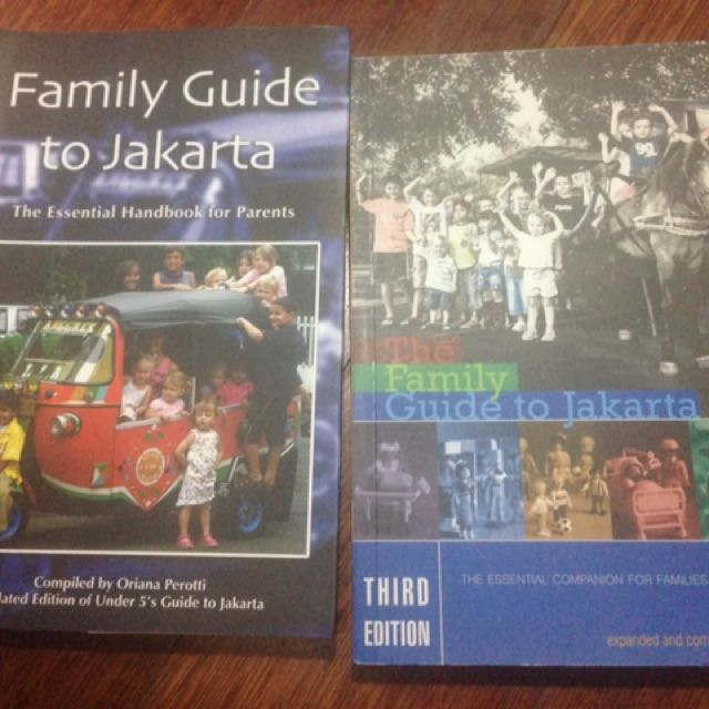Family Guide to Jakarta