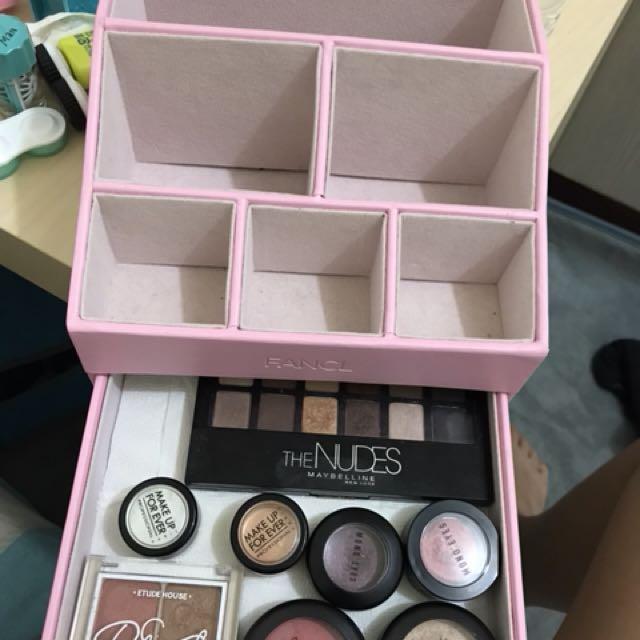 FANCL 化妝收納盒 收納箱