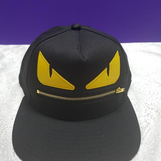 Fendi cap black 689e89dfcf2