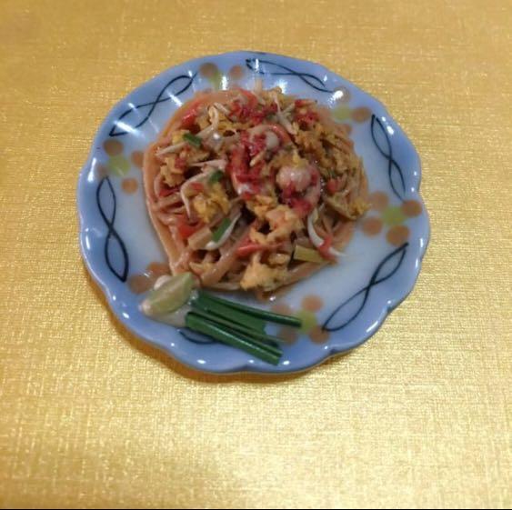 Food Dish Miniature