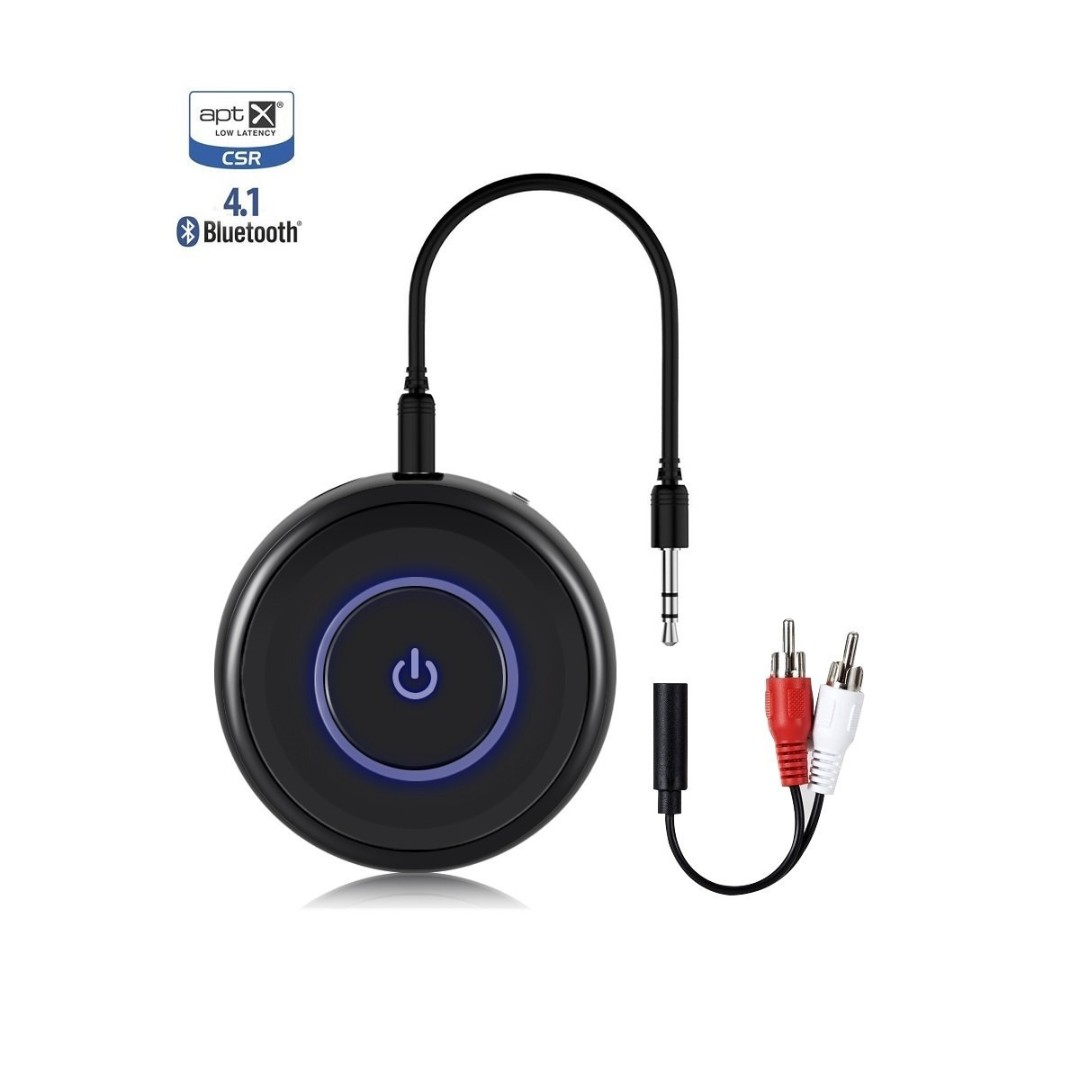 Golvery Bluetooth 4 1 Transmitter and Receiver - 2 in 1