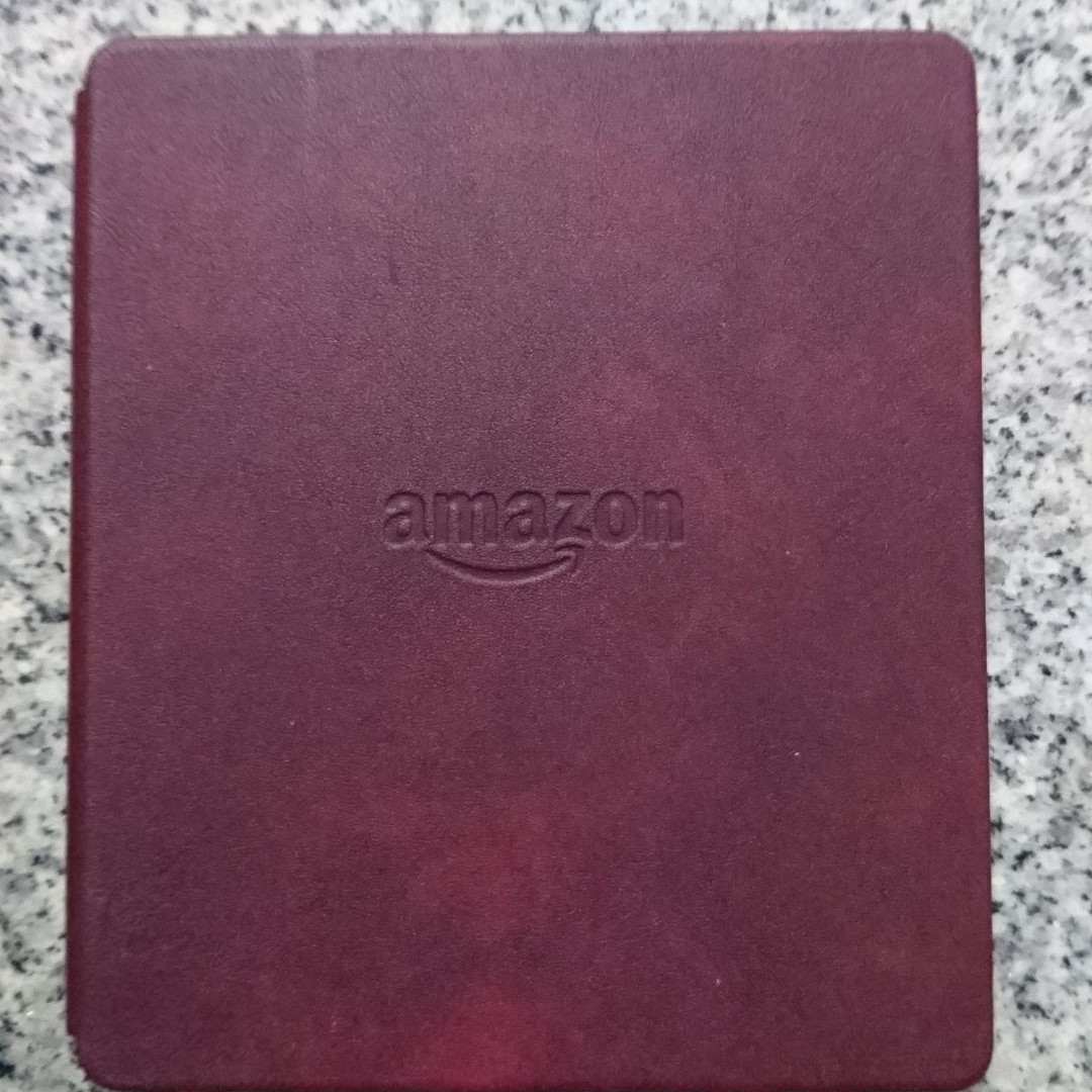 Kindle Oasis (Merlot Cover) (No ads) (6