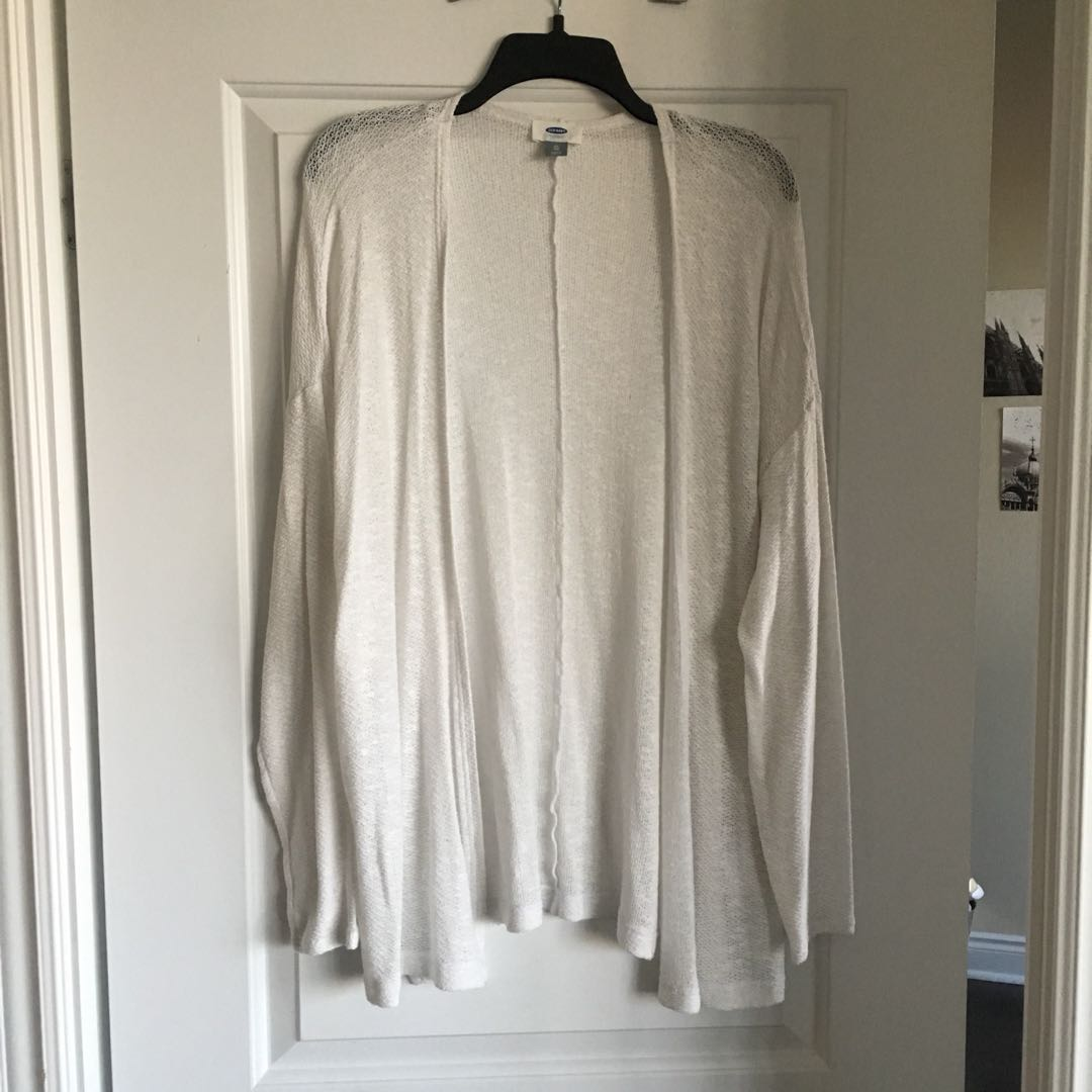 Knit Cardigan (Size XL)