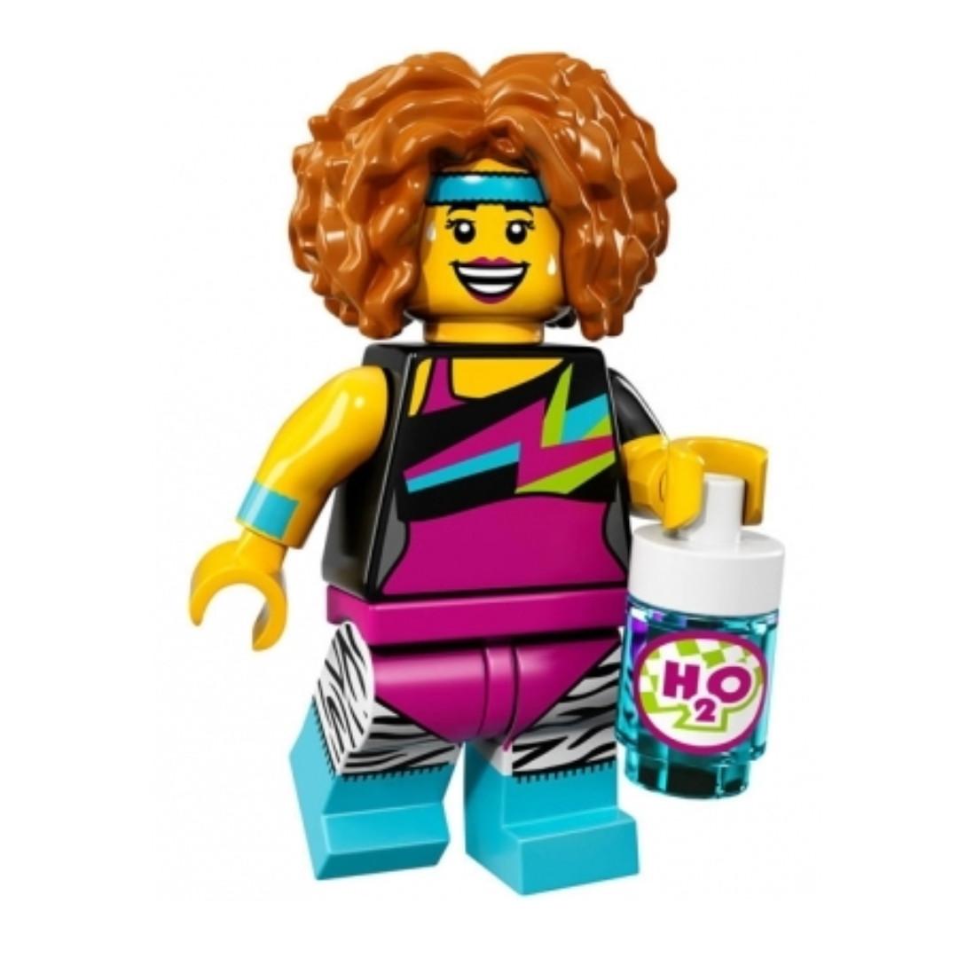 LEGO Series 17 Minifigures - Dance Instructor