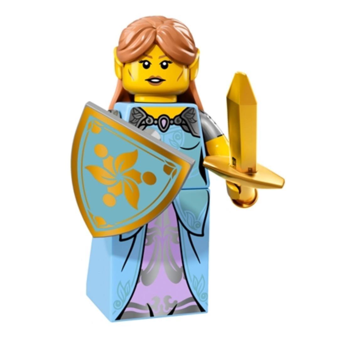 LEGO Series 17 Minifigures - Elf Maiden