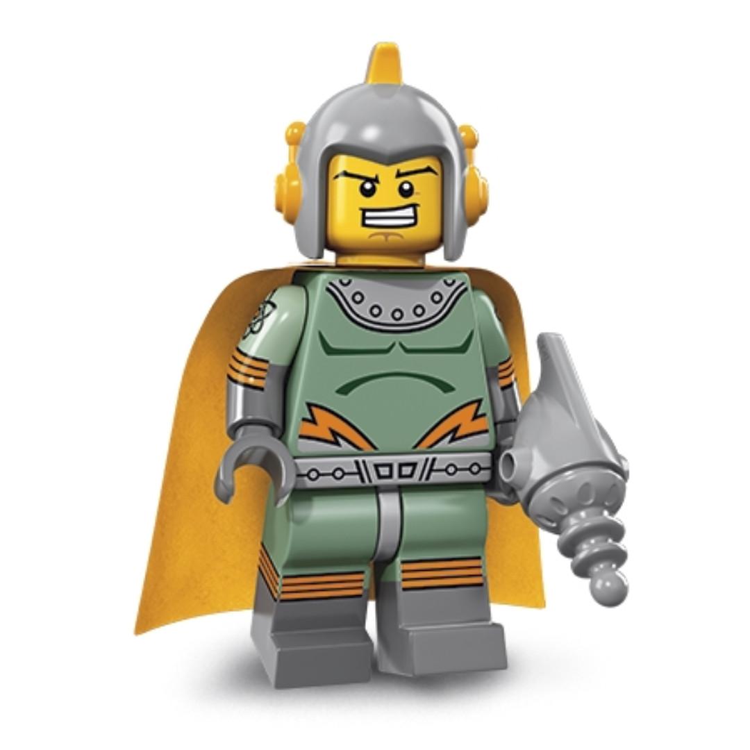 LEGO Series 17 Minifigures - Retro Space Hero