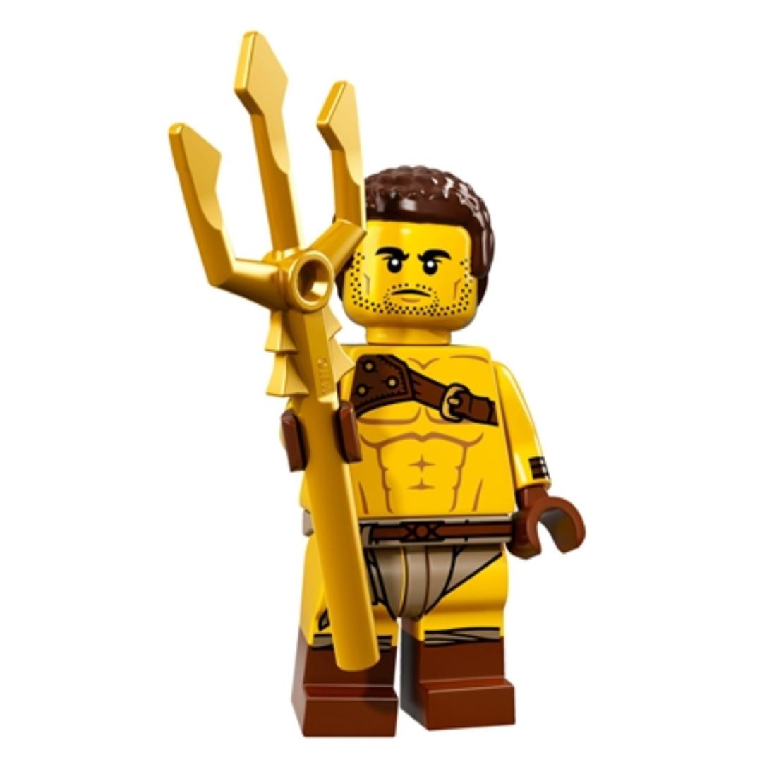 LEGO Series 17 Minifigures - Roman Gladiator