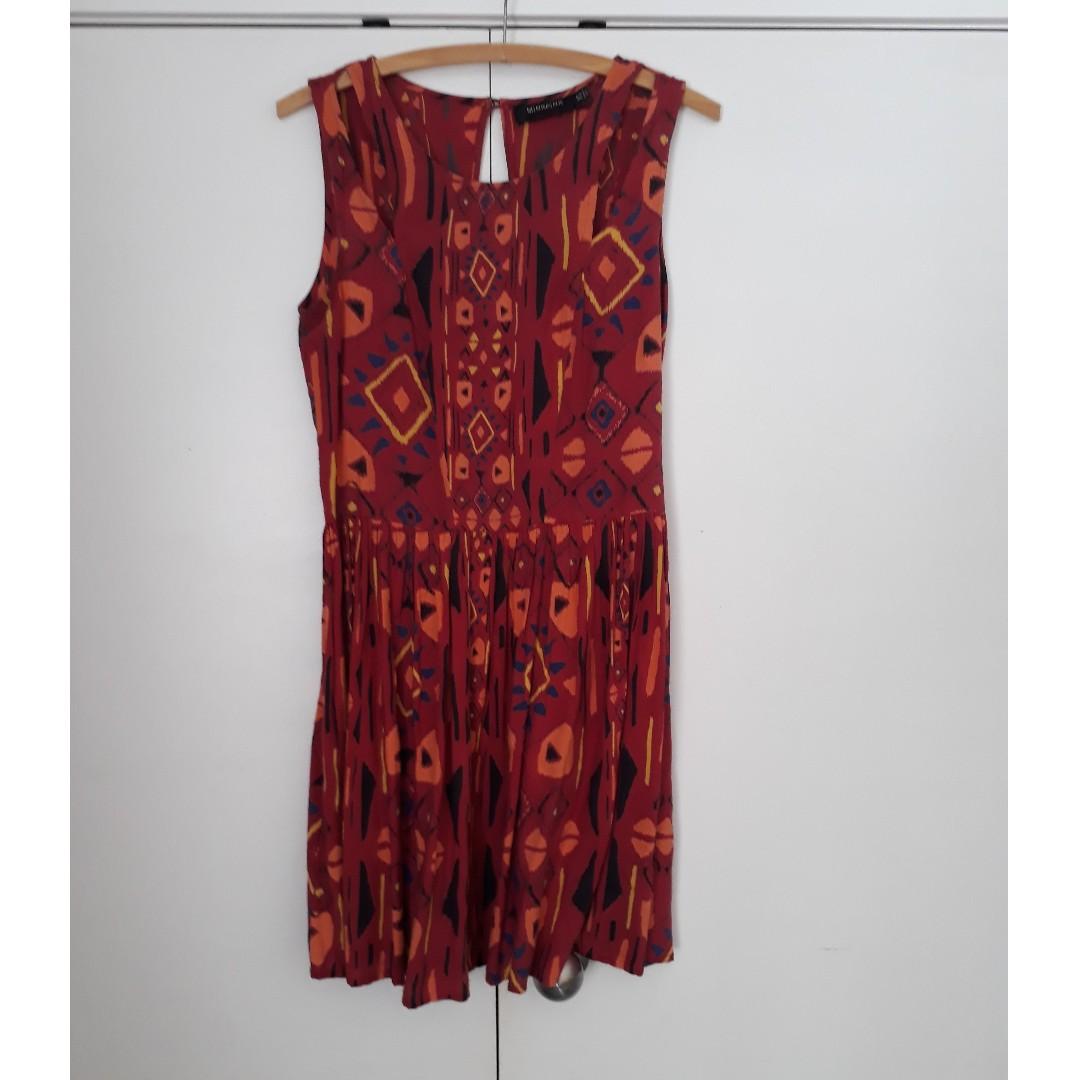 MinkPike Dress