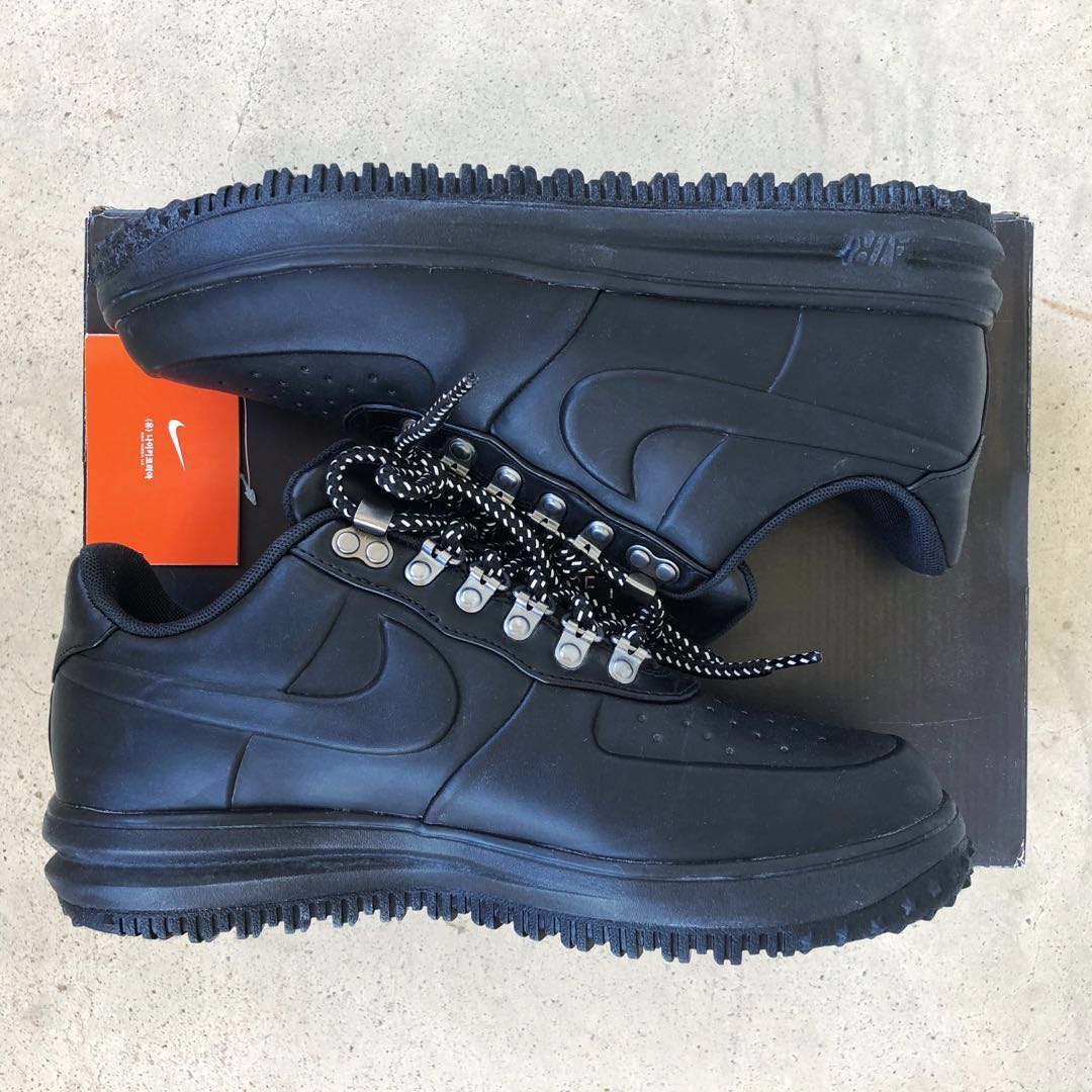 Nike Lunar Force 1 Duckboot Low, Men's Fashion, Footwear on Carousell