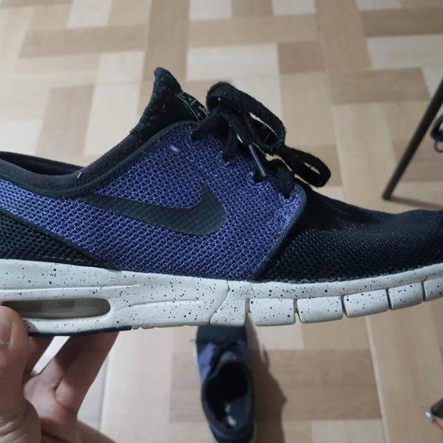 Nike Stefan Janoski Ori No Box Fesyen Pria Sepatu Sneakers Di Carousell