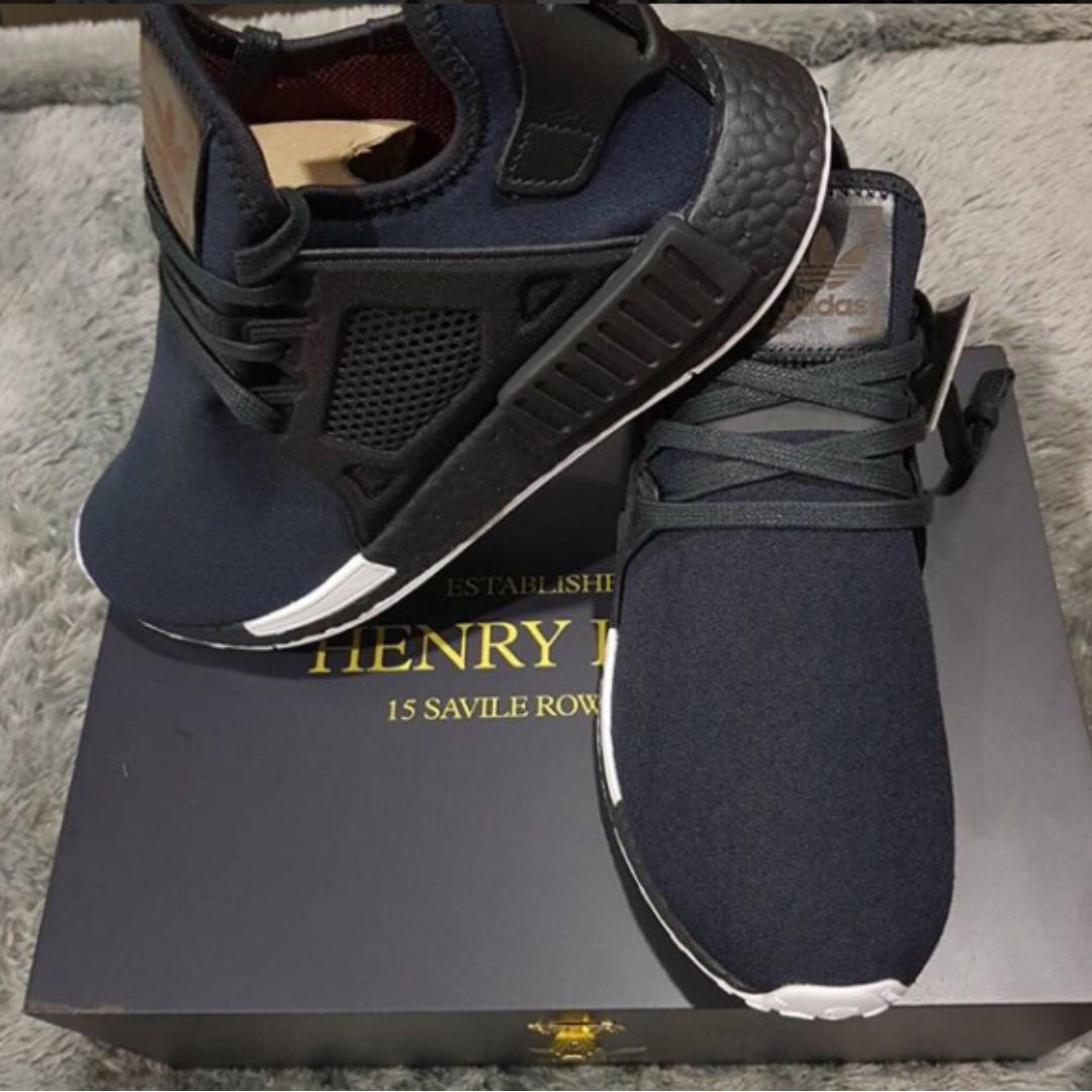 best website be040 6c2ef Nmd XR1 X Henry Poole X size, Men's Fashion, Men's Footwear ...