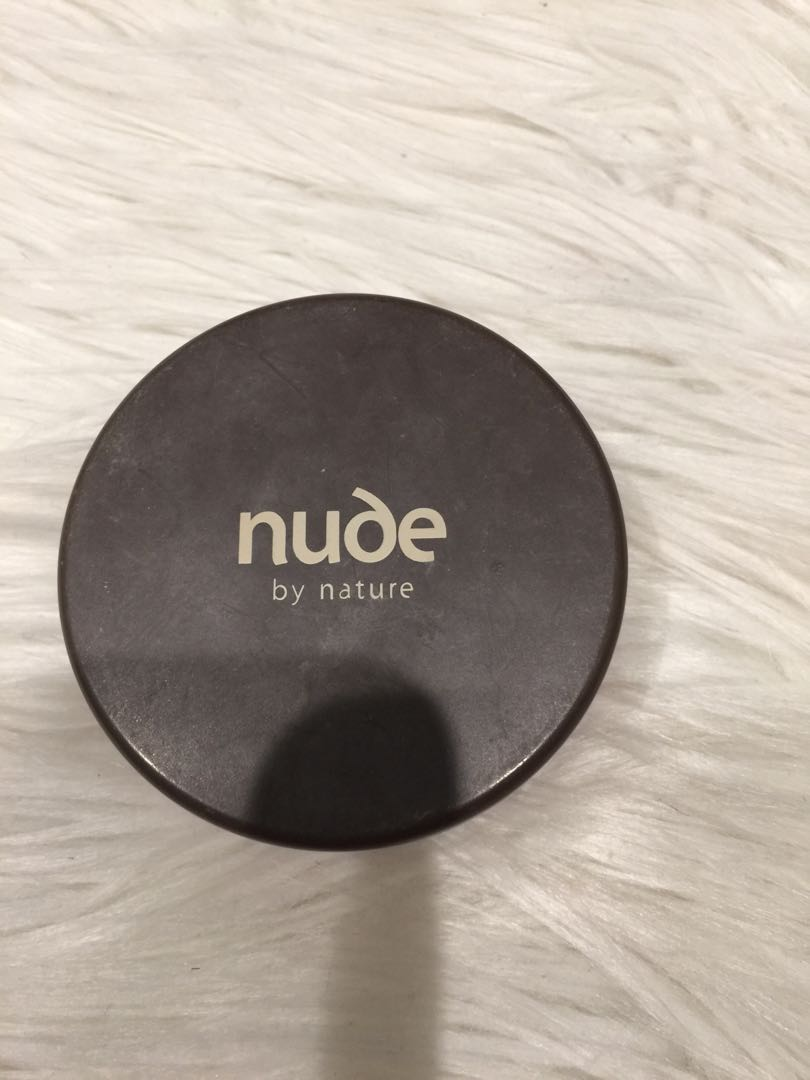 Nude by nature loose powder