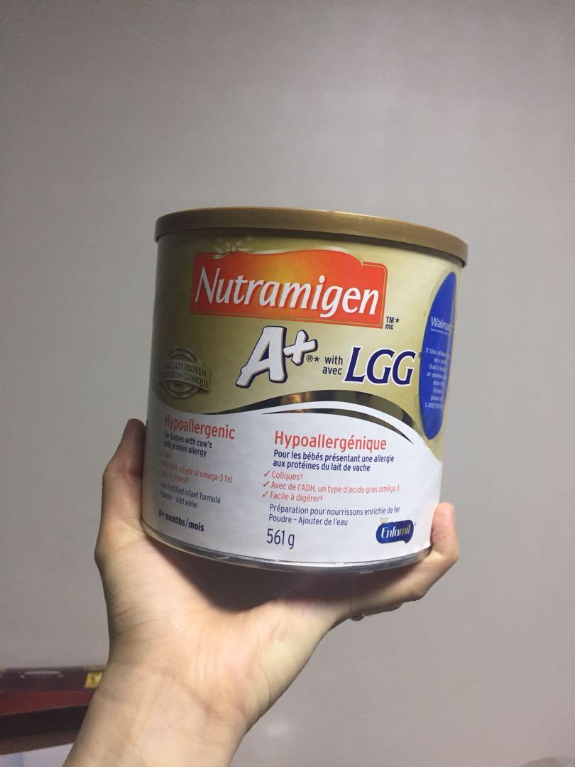 Nutramigen A+ formula (with LCG)