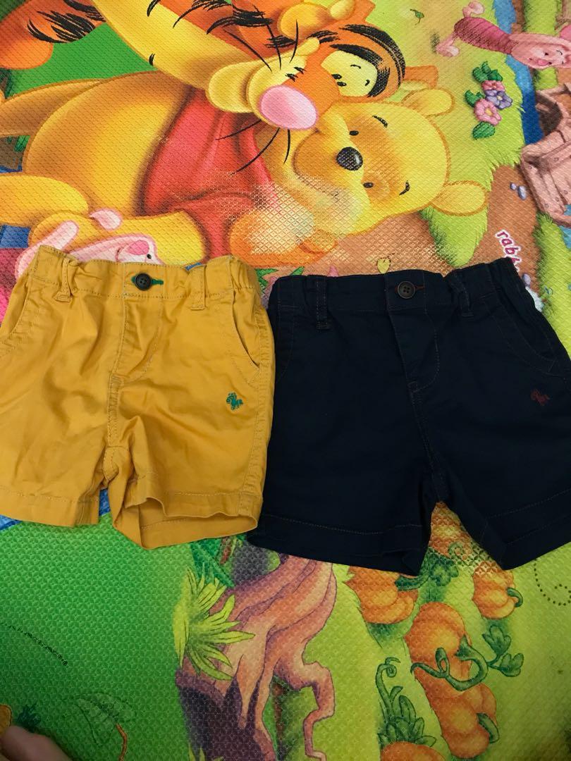 Poney Boy Shorts