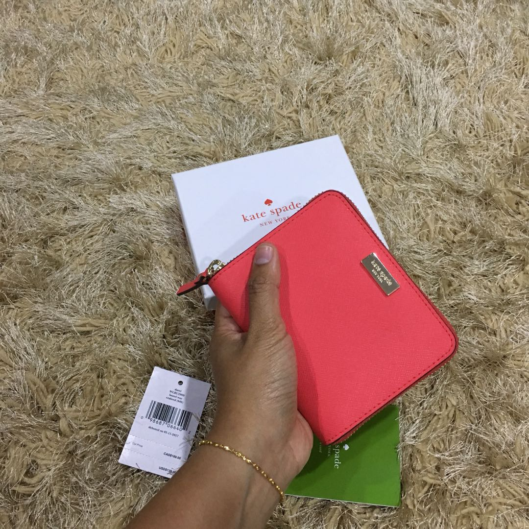 Pre💖 Authentic Kate Spade Small Wallet