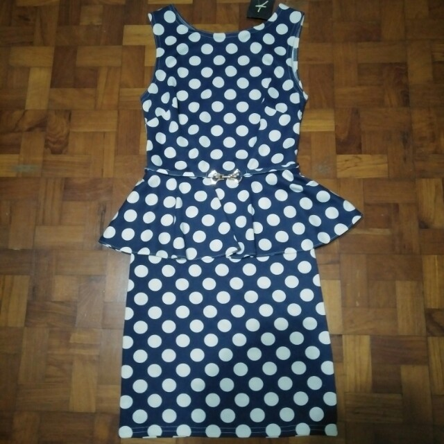 1427c686f1 BN Primark Peplum Dress