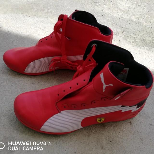 Puma x ferrari evospeed limited edition shoes cc6e74b05