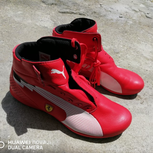 238d6698f24 Puma x ferrari evospeed limited edition shoes