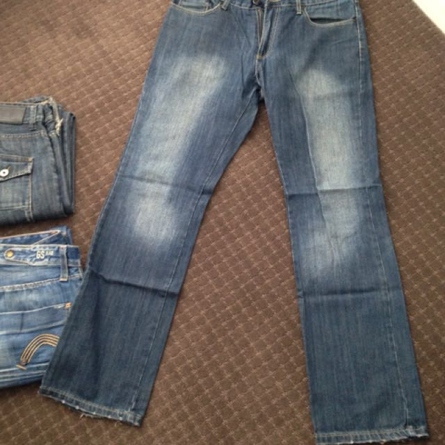 Quality Brand Jeans •G-Star Raw & more