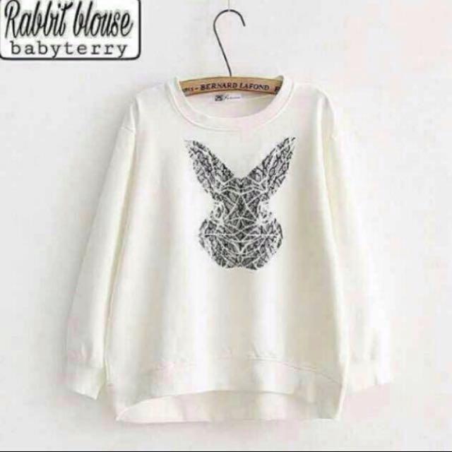 Rabbit Sweater REPRICE