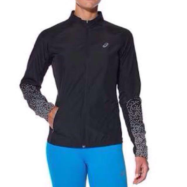 REPRICE!! Original & New! Asics Lite-show jacket