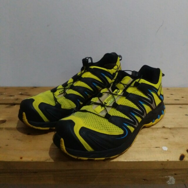 Salomon xa pro 3d yellow 9500f4a283