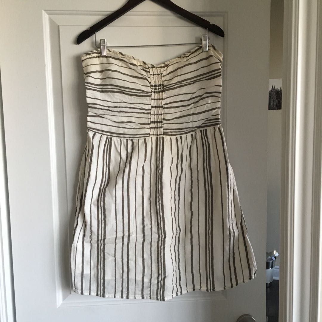 Strapless Dress (Size XL)