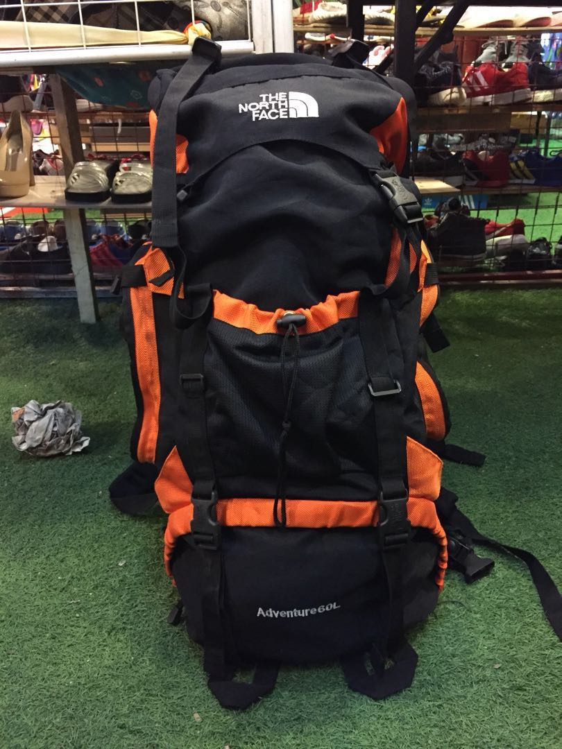 f8648126f The North Face backpack Adventure 60L