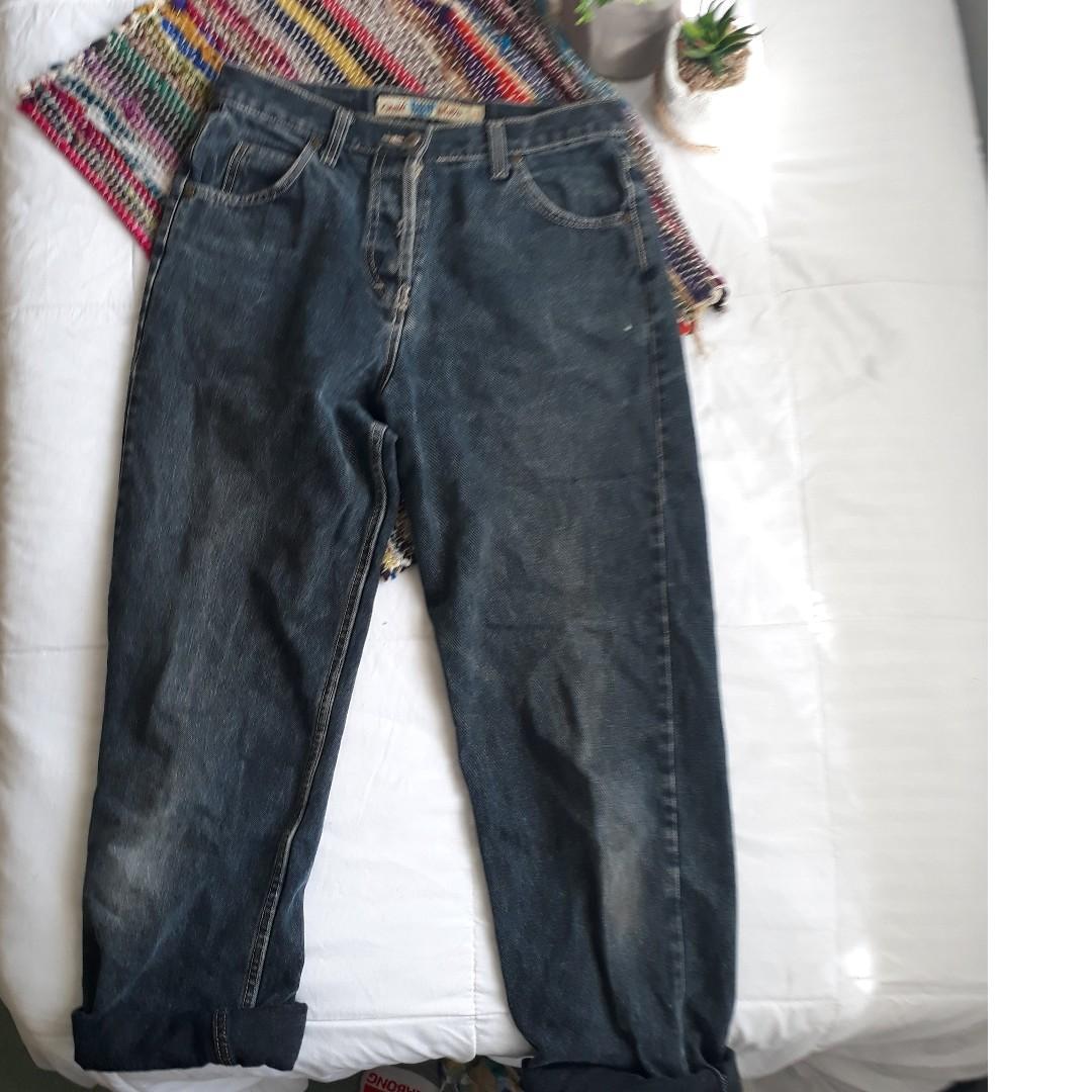 Vintage Quicksilver Mom Jeans
