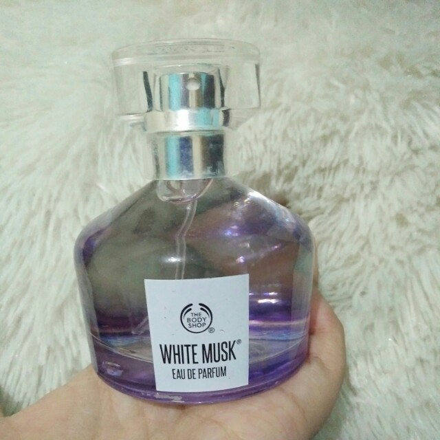 White Musk EDP Ori Reject