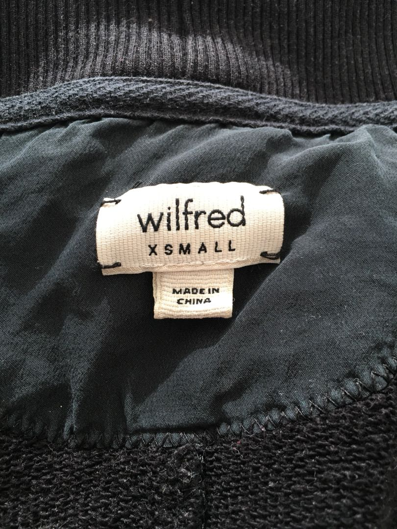 Wilfred Diderot Sweater black XS