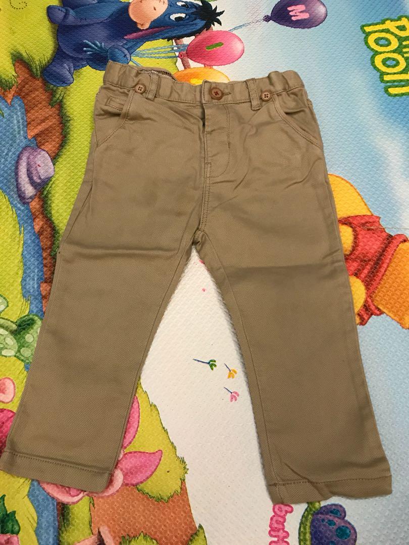 Zara boys trousers