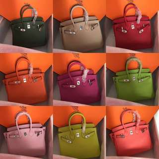 👍🏻SUPERB DEAL Hermes Birkin Togo 25cm