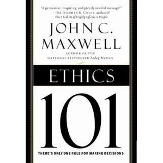 [eBook] Ethics 101 - John Maxwell