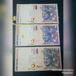 RM2 Notes Set