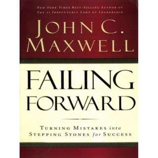 [eBook] Failing Forward - John Maxwell