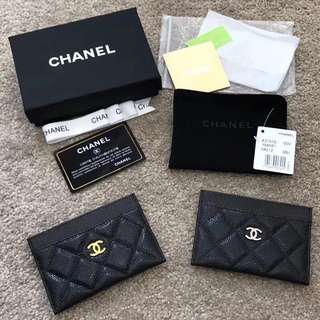 BEST SELLING Chanel Card Holder