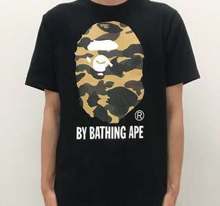BAPE 1ST CAMO BY BATHING APE TEE