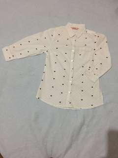 BNY CO.3/4 sleeves