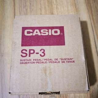 Casio Sustain Pedal SP-3