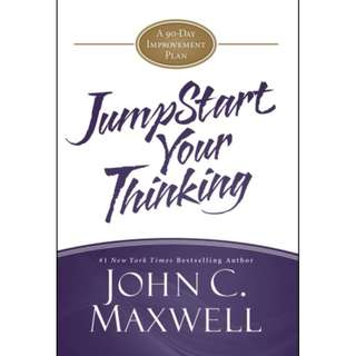 [eBook] JumpStart Your Thinking - John C. Maxwell